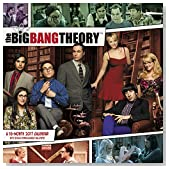 The Big Bang Theory Wall Calendar (2017)