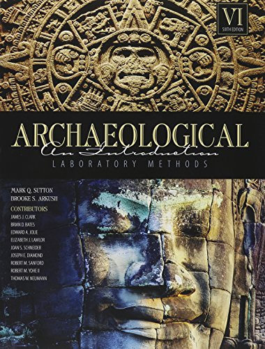 Archaeological Laboratory Methods: An Introduction