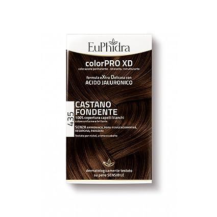 Euphidra Colorpro Xd Colorazione Permanente con Acido Jaluronico - 190 g   Amazon.it  Bellezza 347fe822a070