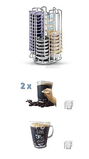 Bosch Porta-cápsulas Tassimo para 52 Piezas T-Discs - 574959 - Soporte Cápsula