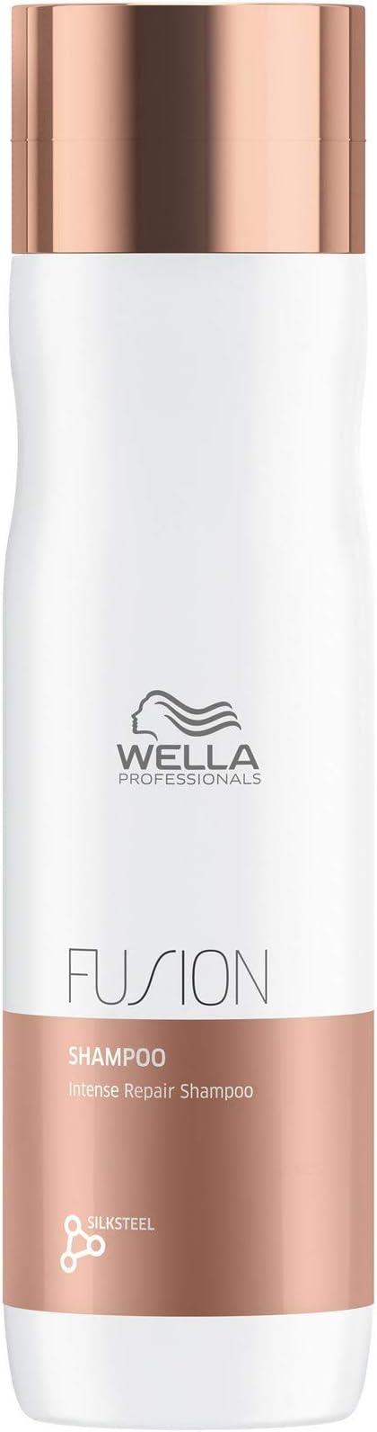 WELLA Fusion Intense Repair Shampoo, 250 ml multicoloured: Amazon.co.uk: Beauty