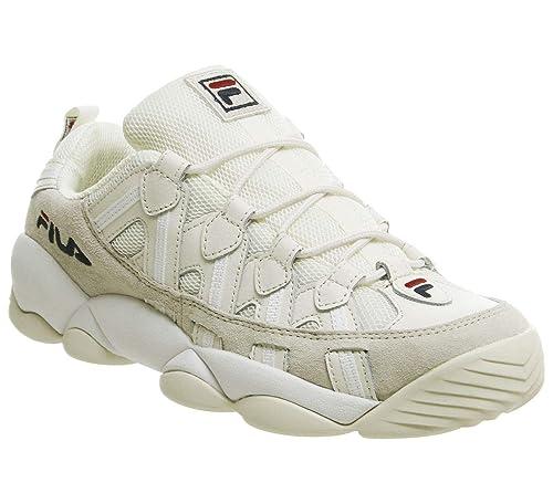 Fila Spaghetti Low Bianco Sneaker: Amazon.it: Scarpe e borse