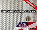 Vernese Customs Fiberglass, Woven Roving