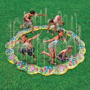 Ocean Friends Sprinkler Ring by Toy Quest