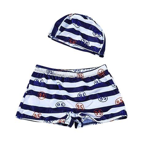 Baby Boys de baño Moden sonnena 2 ST. Niños Baby Boys Stretch Badeanzüge Bañador Pantalones