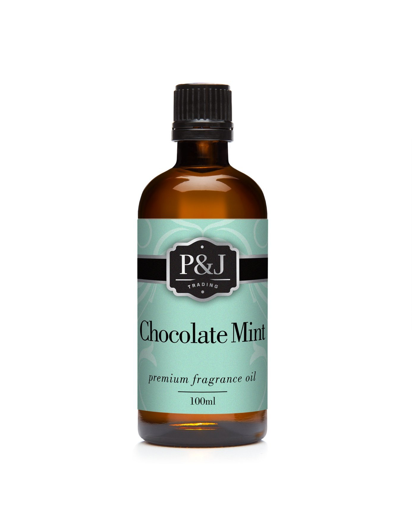 Chocolate Mint Fragrance Oil - Premium Grade Scented Oil - 100ml/3.3oz