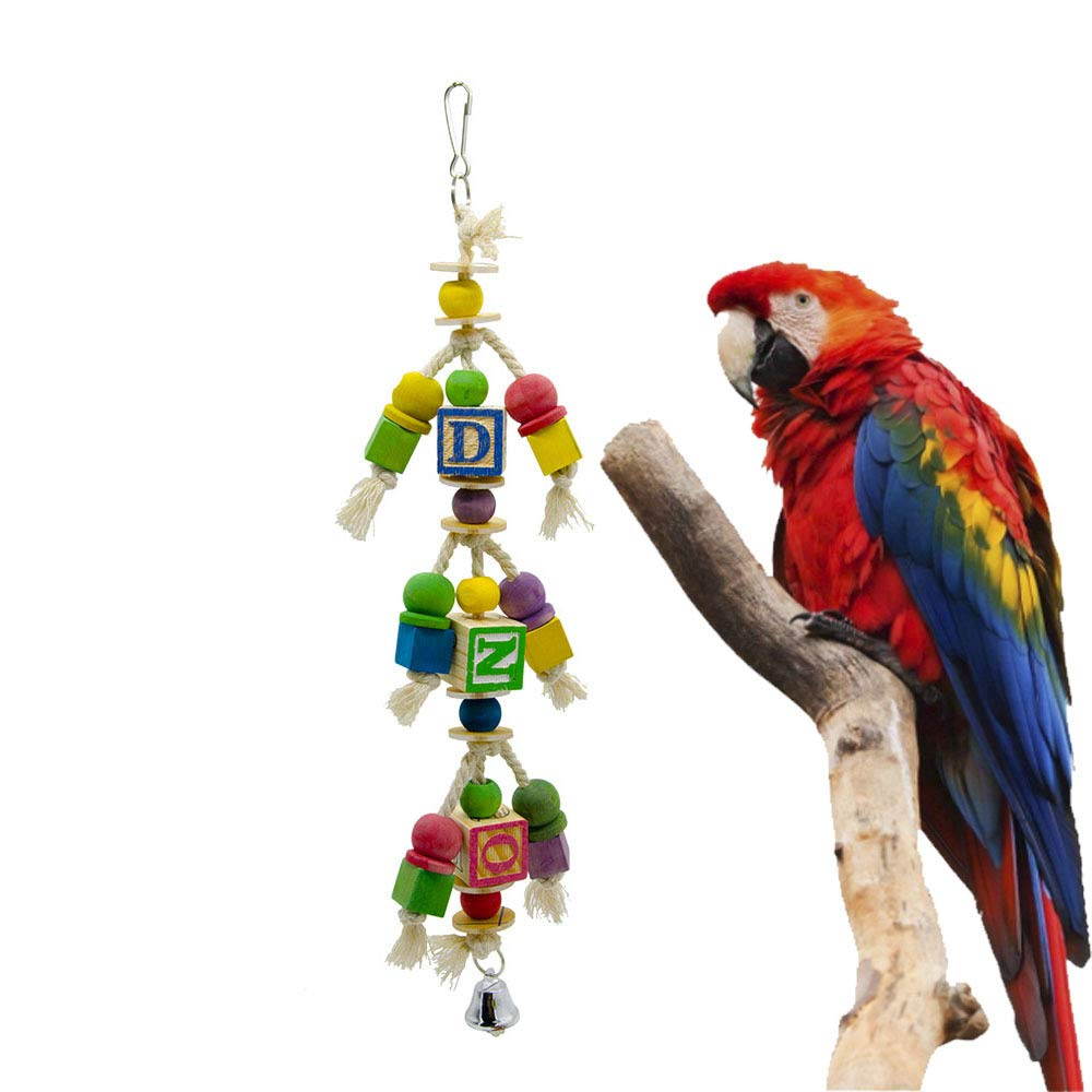 Pet Online Bird cage Accessories Large and Medium Parred Supplies Climbing Ladder Standing bar