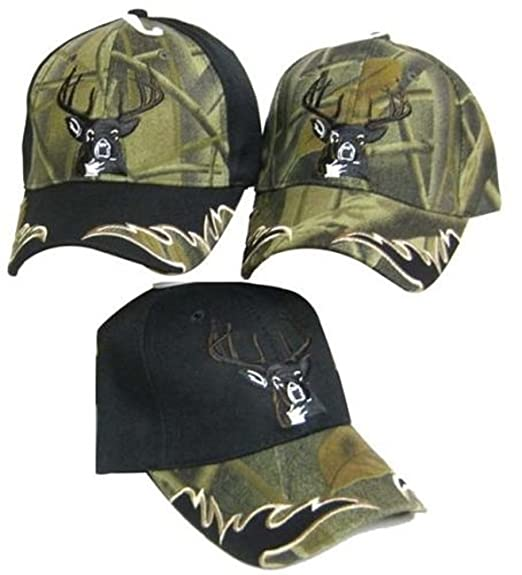 38a3f15820b Image Unavailable. Image not available for. Color  AES Deer Head Buck Head  Antlers ...