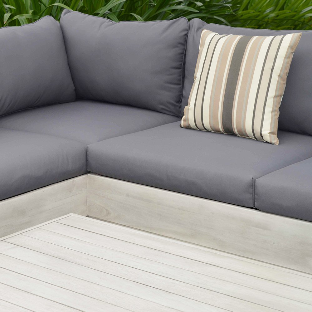Ove Decors BERANDA 3Piece Outdoor Sectional Patio Set