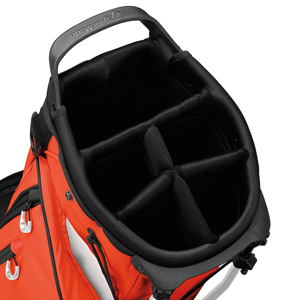 TaylorMade 2019 Flextech Stand Golf Bag, Black V2 by TaylorMade (Image #4)