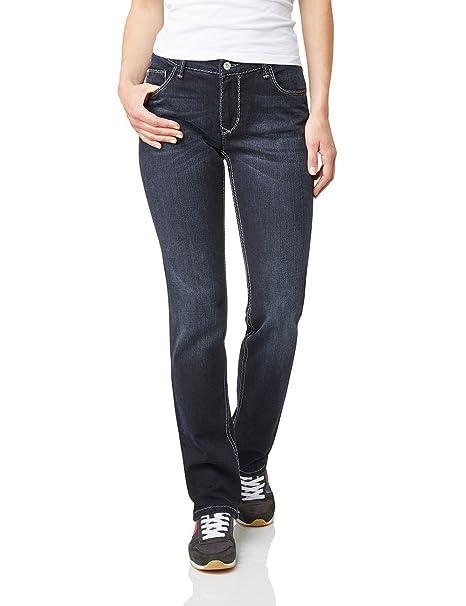 Pioneer Damen Straight Leg Jeanshose Sally