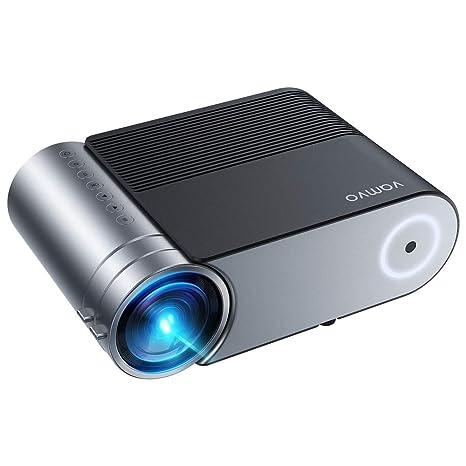 Docooler 3800 Lux HD 1080P Mini proyector portátil Proyecto de ...