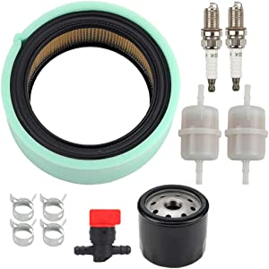 Mannial 47 883 03-S1 47-083-03-S1 Air Filter Oil Fuel Filter fit for Kohler CH18 CH20 CH22 CH23 CH25 CV17 CV18 CV19 CV20 CV22 CV22S CV23 Engine Lawn Mower 4788303S 4708303S 2408302S