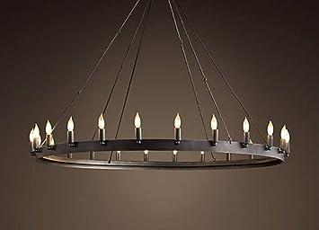 Kronleuchter Metall Für Kerzen ~ Deckenleuchte kronleuchter loft bügeleisen retro industrial wind