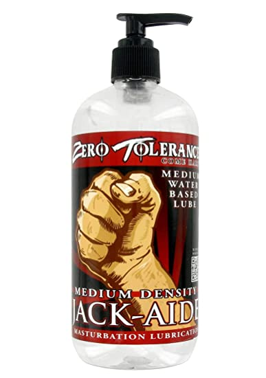 Lubrication for masturbation