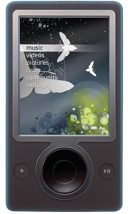 amazon com zune 30 gb digital media player black microsoft home rh amazon com Microsoft Zune 30 Zune 1089