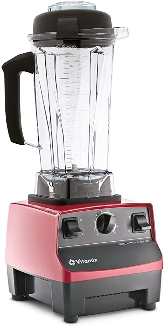 Vitamix TNC 5200 - Licuadora, color rojo: Vitamix: Amazon.es: Hogar