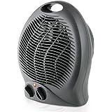 Taurus Gobi-Calefactor, termoventilador, silencioso, 2000 W, termostato Ajustable, función ventilación, 2 Posiciones de…