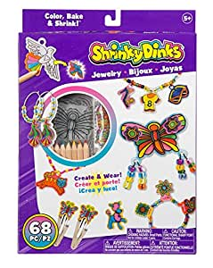 Shrinky Dinks Jewelry