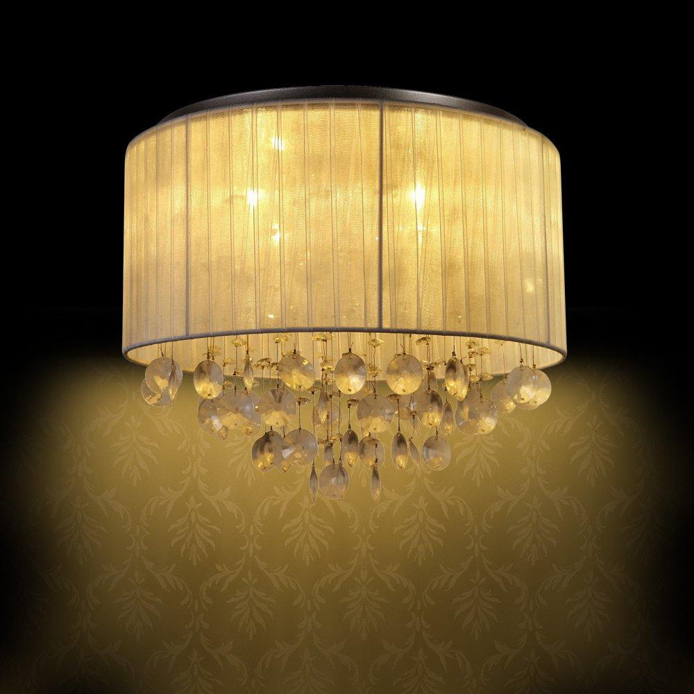 Runde Deckenleuchte Deckenlampe LED Von LuxproR