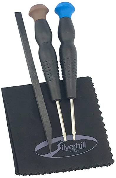 Silverhill Tools atkm5p Kit de herramientas Set para MacBook Air ...