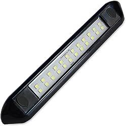 Zwei Phased-Helligkeit 300mm Warm Wei/ß Dream Lighting 12V led Unterbauleuchte mit Schalter//Niederspannung LED K/üche Leuchten f/ür Wohnwagen//Reisemobil//Wohnmobil