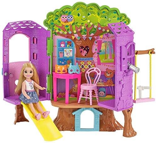Barbie Club Chelsea Treehouse Playset JungleDealsBlog.com