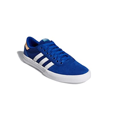 adidas Skateboarding Lucas Premiere Collegiate Royal/Footwear White/Glow Orange Men's 9.5, Women's 10.5 | Skateboarding
