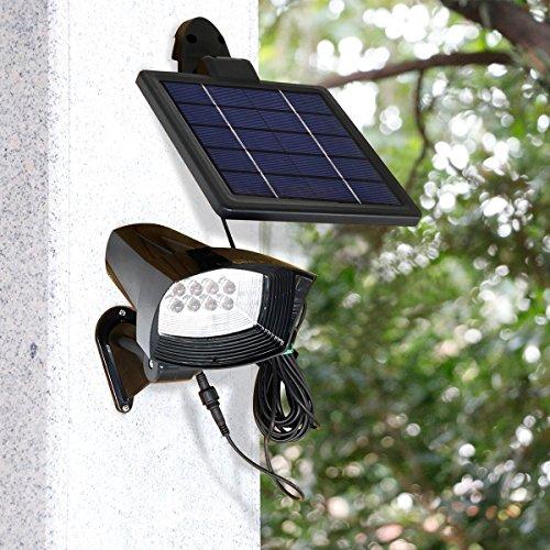 Wall Mounted Garden Spot Lights - 6