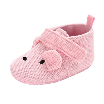 d721f000ac6cb Amazon.com: Gooldu Baby Shoes,Toddler Infant Kids Girls Boys Cartoon ...