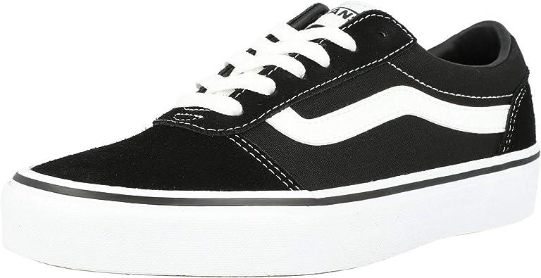 Vans Womens Ward Suede Fashion Sneaker