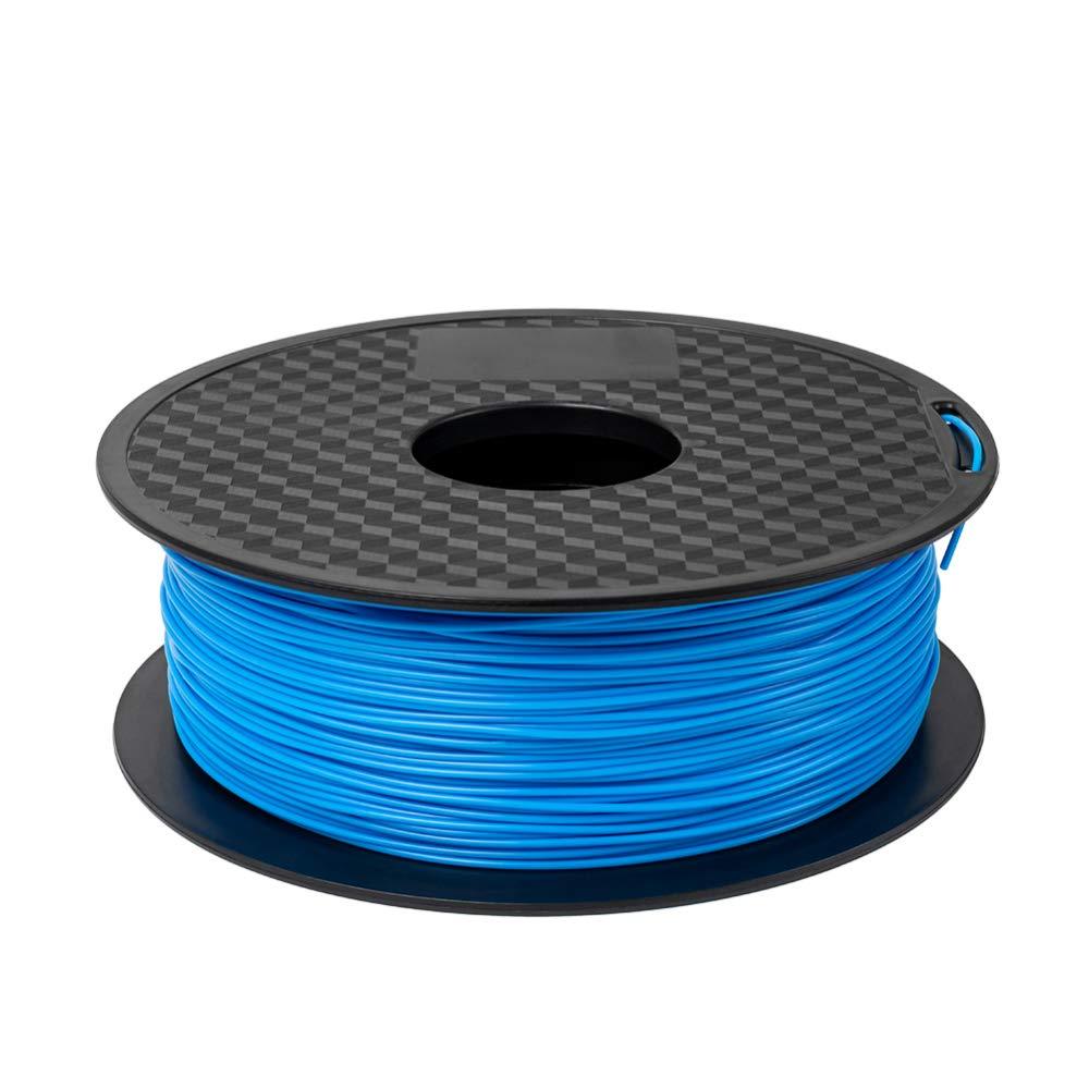 Azul Precisi/ón dimensional //- 0.02 mm 2.2lb Carrete Filamento de impresora 3D Sovol PLA Filamento 1.75 mm 1KG