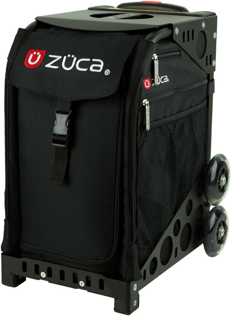 ZUCA Rolling Suitcase – Obsidian Sport Insert Bag with Your Choice of Frame