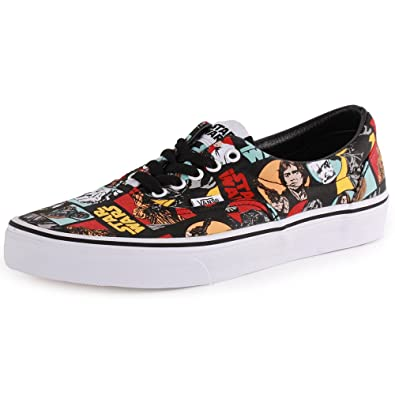 708e75e7d40 Vans Era (Star Wars) Classic Repeat Skateboard Shoes - 11