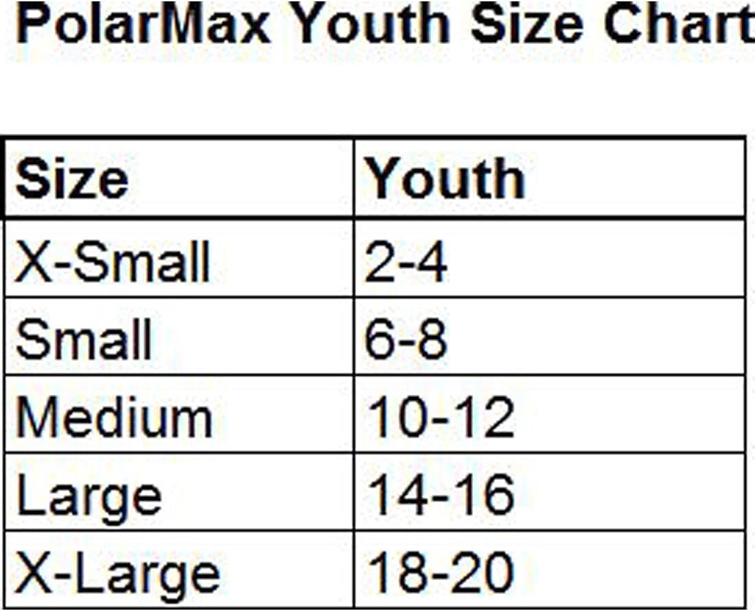 Polarmax Unisex Youth Double Base Layer Pant 2C62V