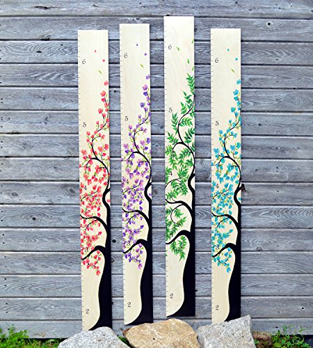 Growth Chart Art Hanging Grandchild product image