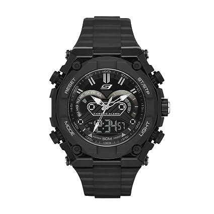 Reloj de cuarzo con pantalla an¨¢logo-digital SR1042 para hombre