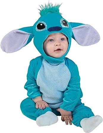 chiber Disfraces Disfraz Bebe Monstruito Azul (0 - De 0 a 1 año ...