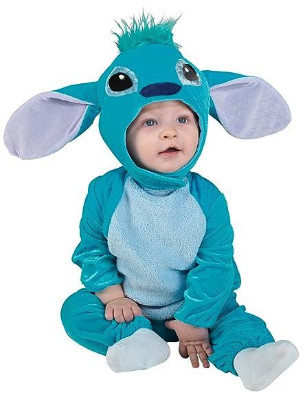 chiber Disfraces Disfraz Bebe Monstruito Azul (0 - De 0 a 1 ...
