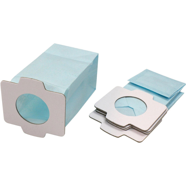 5/filtres en papier multicolore pour aspirateur 4013D//4033D Makita 194566-1