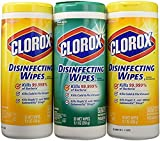 3pk 35ct Disinfect Wipes
