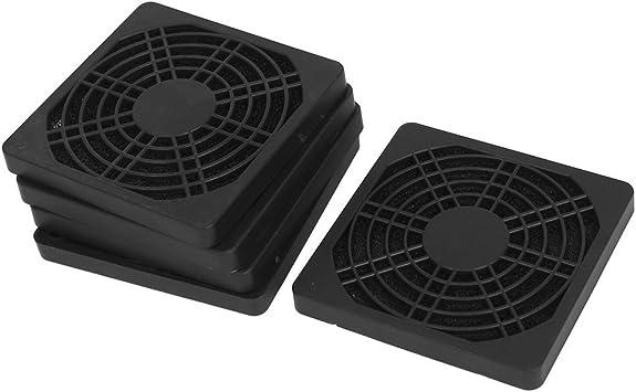 N/A a15052300ux0385 80 mm PC PC Antipolvo refrigerador Ventilador Funda Tapa Filtro de Polvo Malla 5 Unidades (Pack de 5): Amazon.es: Electrónica