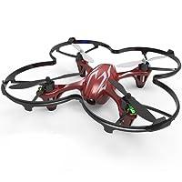 HUBSAN H107C X4 Drone 2mp Camara Cuadridóptero (Plateado 720P)