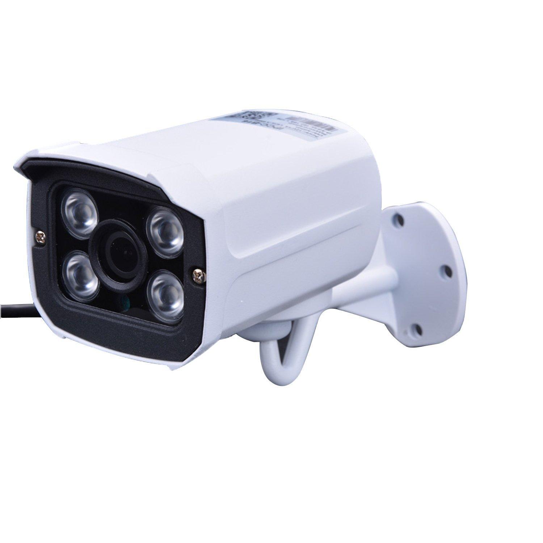 eshionセキュリティIPカメラ1 / 4インチCMOS 1.0メガピクセルフルHD 720pネットワークIR IPカメラクラウドUSプラグ B01FHXO47Y