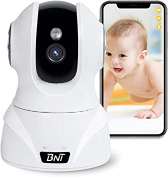 IP Wireless WIFI Night Vision Camera Baby Monitor 2 way Talk Audio Security+Case