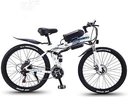 Adulto bicicleta eléctrica, inteligente Montaña E-bici, 26