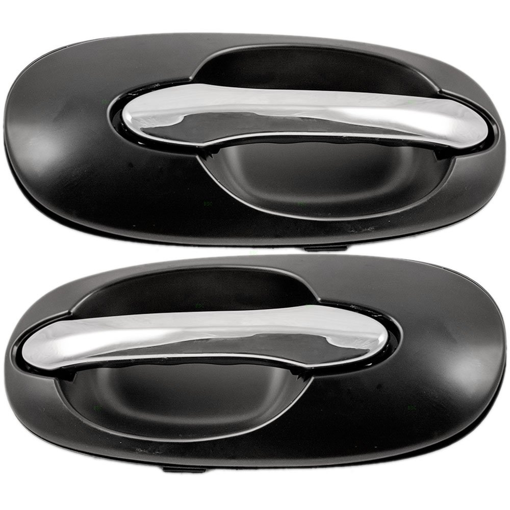 Amazon Driver And Passenger Outside Outer Sliding Door Handle