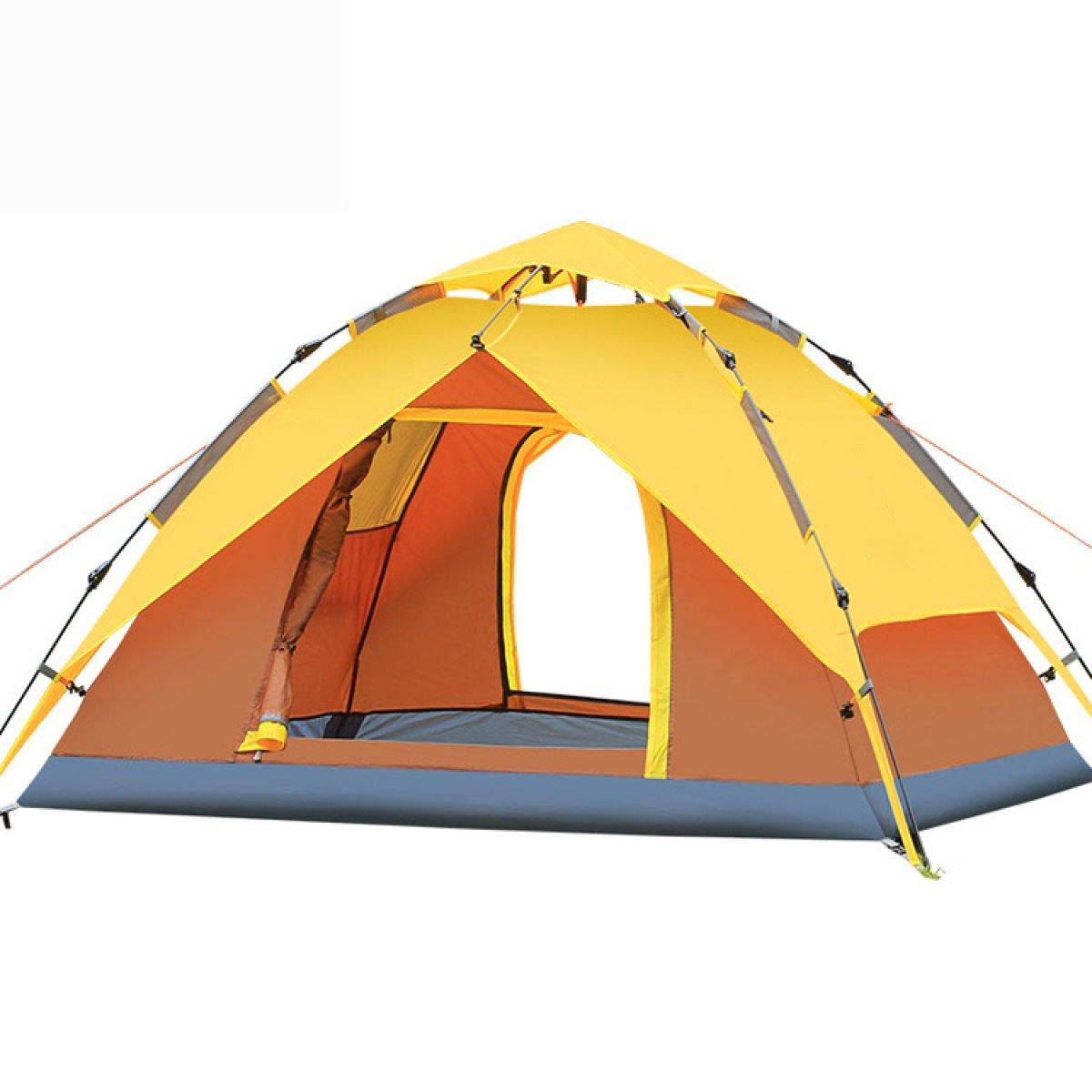 BFMEI Automatische Außenzelt 3-4 Etagen Zelt,A1