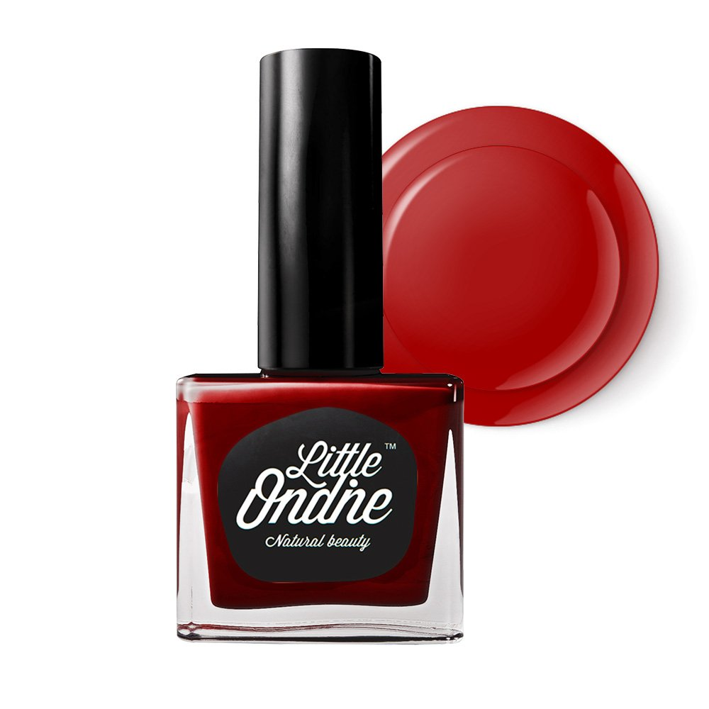 Little Ondine Peel off Fast Dry Zero Smell Non-toxic Natural Best Summer Nail Polish