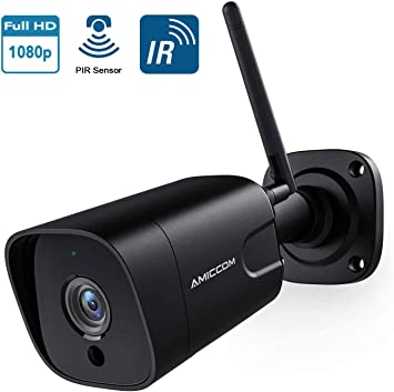 Wireless Outdoor IR Night Vision IP Camera Motion Sensor Security Video Recorder